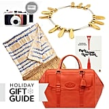 We all have those lucky globe-trotting friends whom we vicariously live through, and while we can't spring to gift them a plane ticket to their next exotic locale, Fab culled some gifts that are sure to please their wanderlust personalities. Shop these amazing gifts for the traveler in your life.