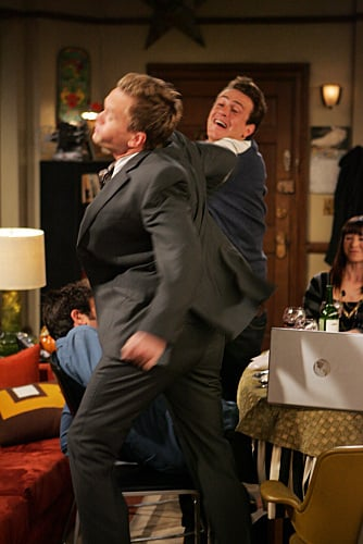 "Music Video: Marshall Eriksen, ""You Just Got Slapped"" (from How I Met Your Mother)"