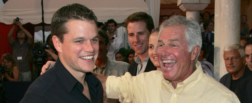 Matt Damon's Dad Dies After Battle With Cancer