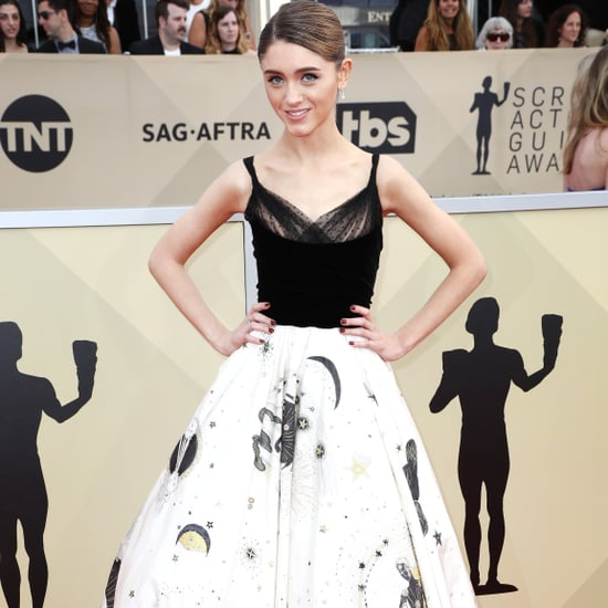 SAG Awards Red Carpet Dresses 2018