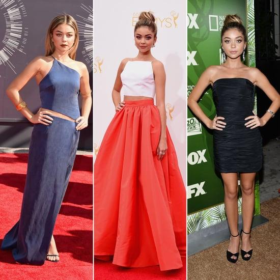 Modern Family Star Sarah Hyland's MTV VMAs And Emmys Dresses