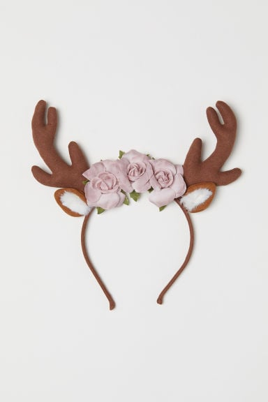 Hairband with Horns