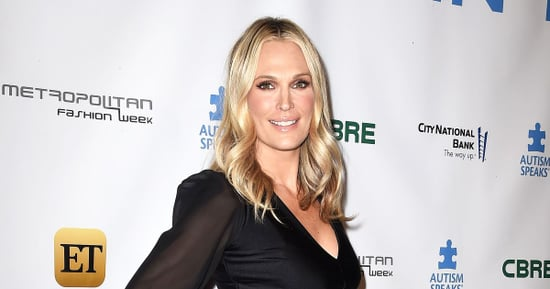 Molly Sims: My Tips for Taking the Best Baby Bump Selfie Ever