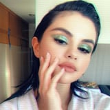 Selena Gomez s Galactic Eye Makeup Is Out of This World - and Great For Puns, Clearly