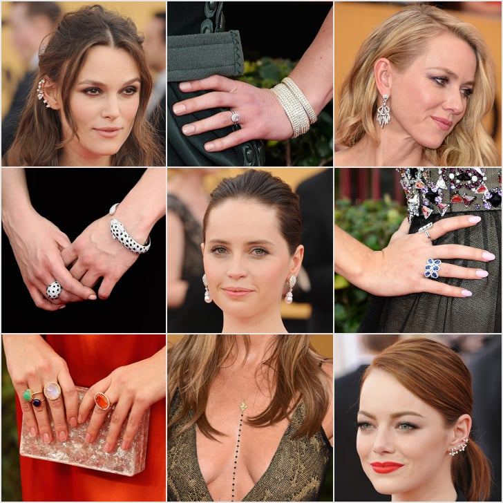 The Jewels at the SAG Awards Will Sprinkle Some Sparkle on Your Day