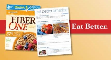 Free Sample: Fiber One Cereal