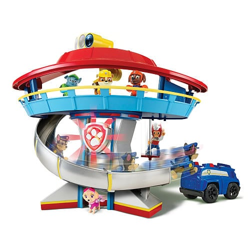 For 4-Year-Olds: PAW Patrol Lookout Play Set