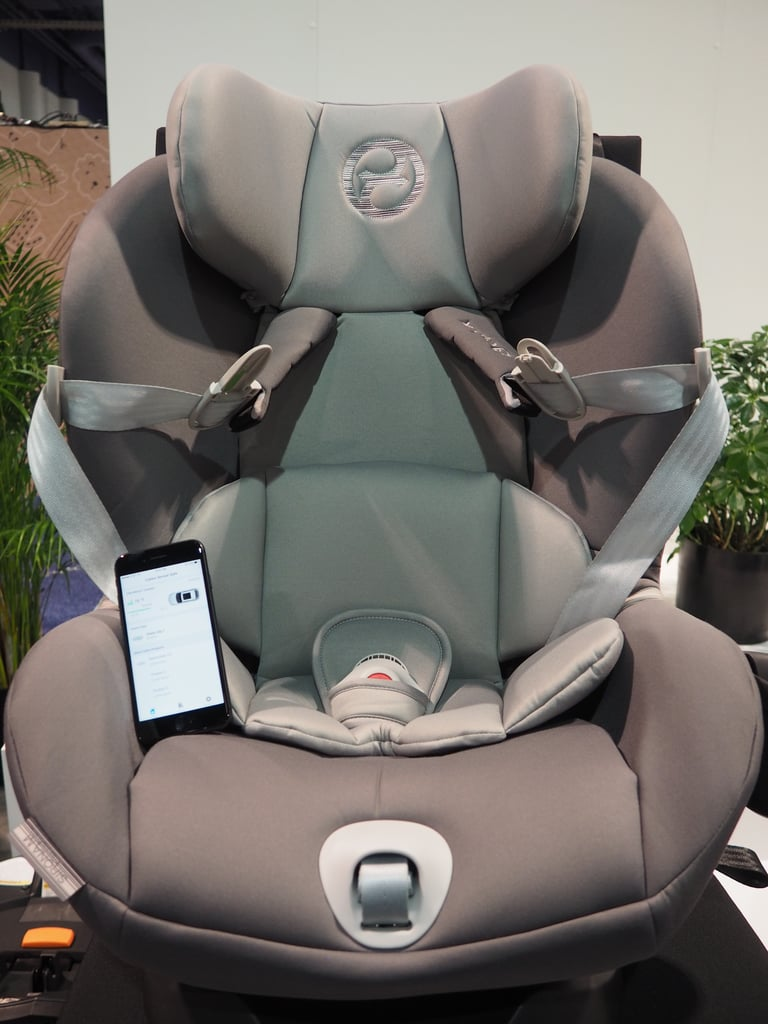 """Cybex Sirona M """"Smart"""" Car Seat 