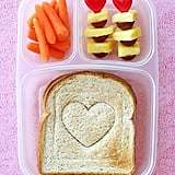 be mine valentines day lunch box