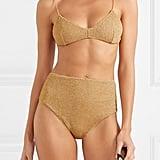 Oséree Lumière Stretch-Lurex Bikini