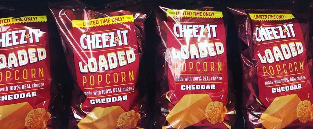 Cheez-It Loaded Popcorn