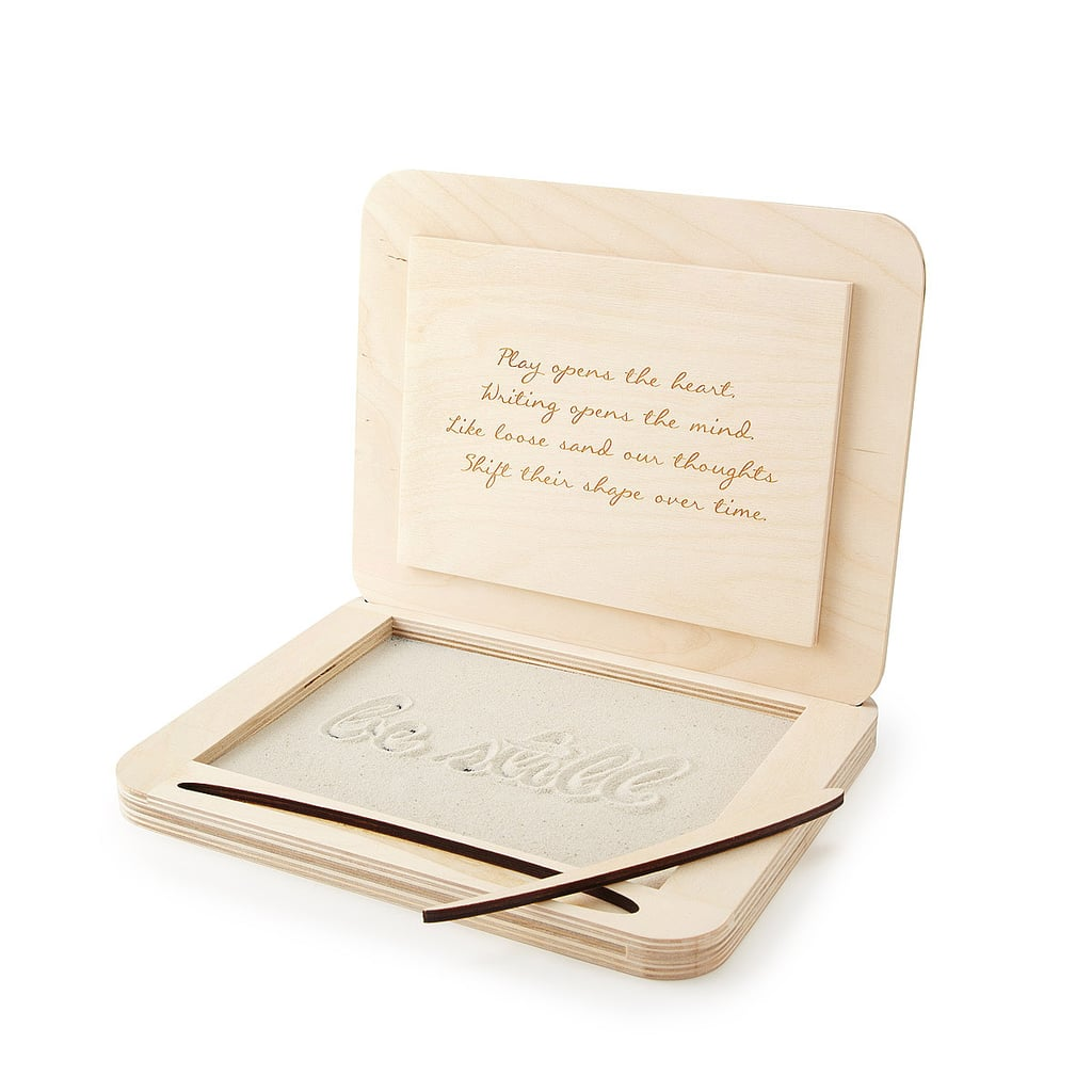 Calming Meditation Quote Box ($125)
