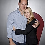 With Patrick Wilson