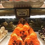 Pumpkin Mickey Crispy Treats