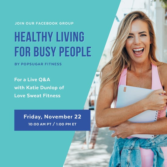 Love Sweat Fitness AMA in Healthy Living Facebook Group