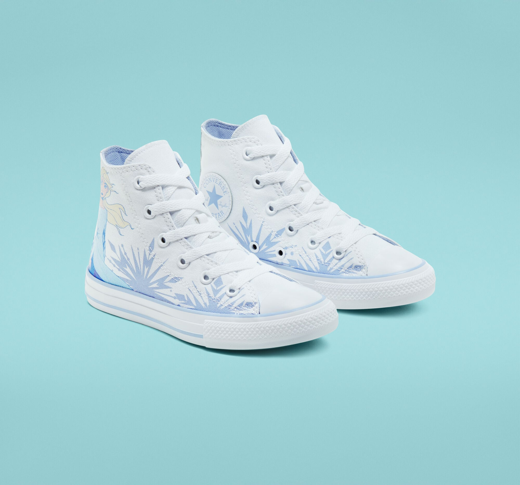 Converse x Frozen 2 Chuck Taylor All Star — Little Kids