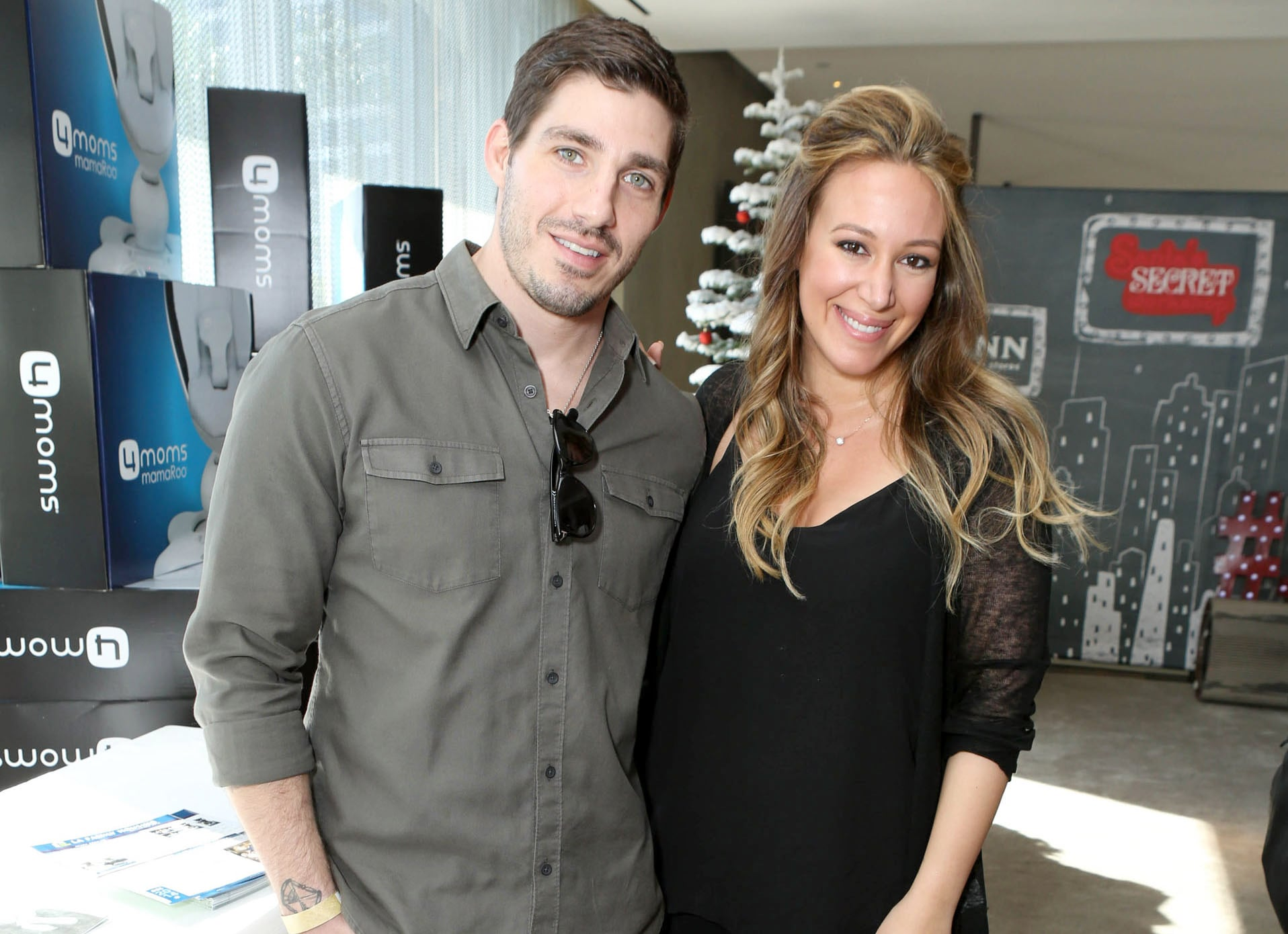 Haylie Duff and Fiancé Matt Rosenberg Are Expecting Their Second Child