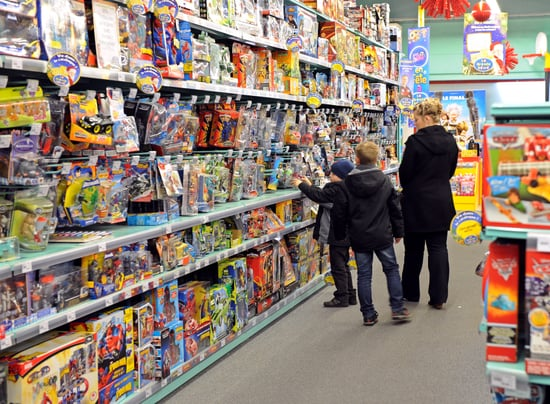 Black Friday: Tips For Shopping With Kids