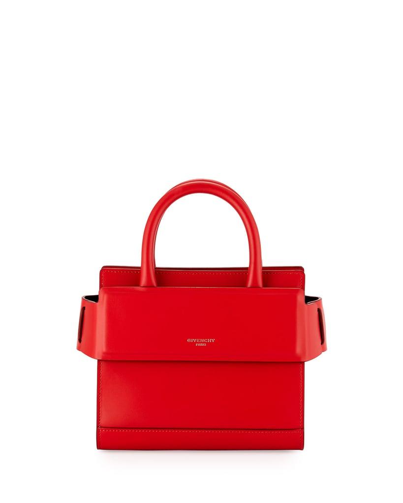 601356a207 Givenchy Horizon Nano Smooth Crossbody Bag