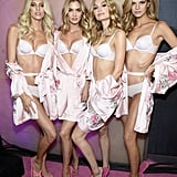 Devon Windsor, Megan Williams, Roosmarijn de Kok and Nadine Leopold