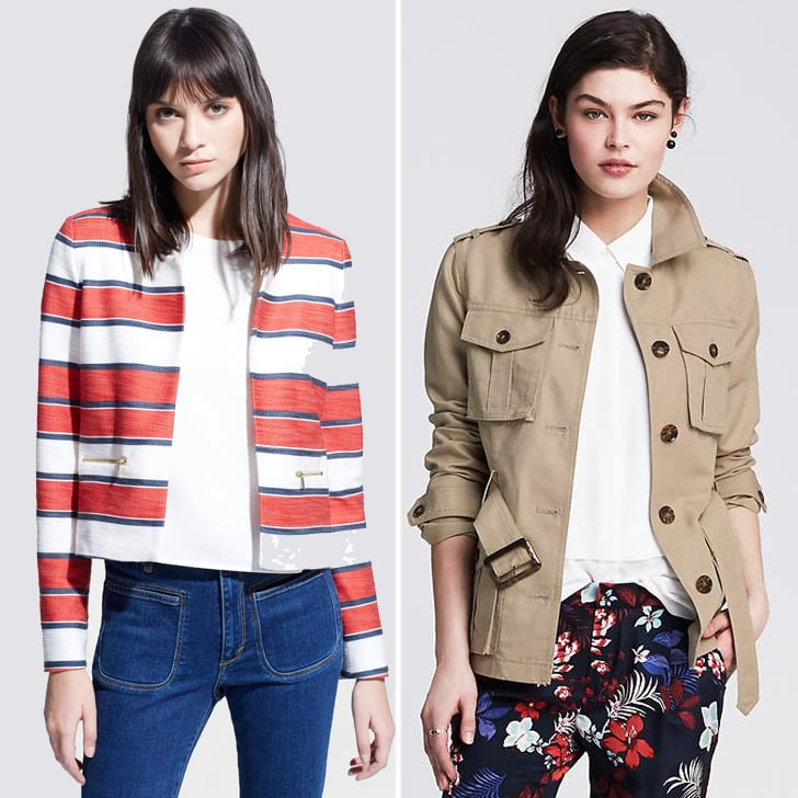 Best Jackets For Spring 2015