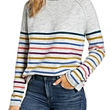 Caslon Cosy Crewneck Sweater