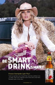 Jessica Simpson's Stampede Ad — Sexy or Not?