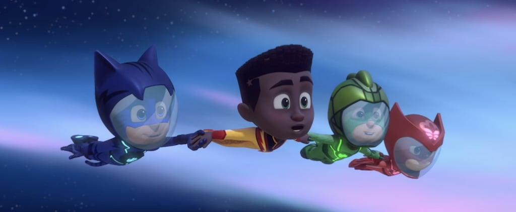 PJ Masks New Characters in Season 4: Meet Newton Star