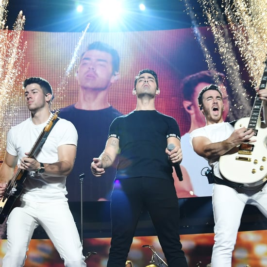 "Jonas Brothers Perform ""Burnin' Up"" With Big Rob in LA Video"
