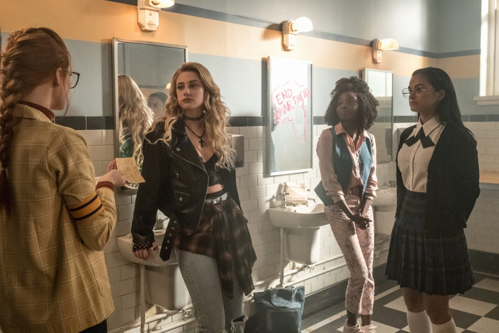 Riverdale Season 3 Flashback Episode Pictures Popsugar Entertainment