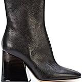 Maison Margiela Asymmetric Heel Boots