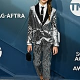 Julia Butters at the 2020 SAG Awards