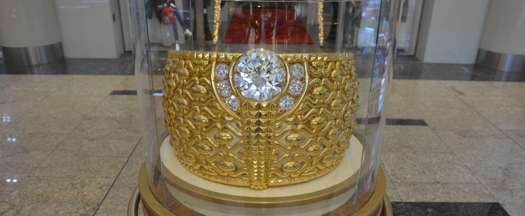 World's Largest Gold Ring in UAE