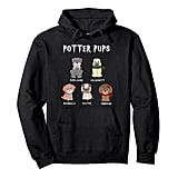 Potter Pups Harry Pawter Dogs Hoodie