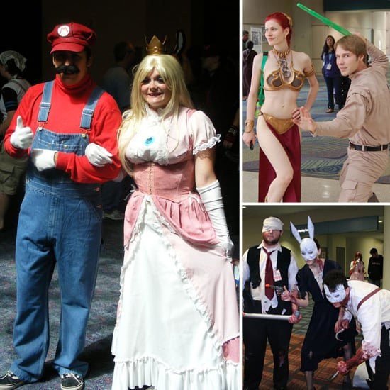 Cute Couples Costumes Geeky Halloween Party And Costume Ideas