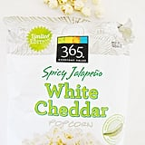 Whole Foods 365 Spicy Jalapeño White Cheddar Popcorn