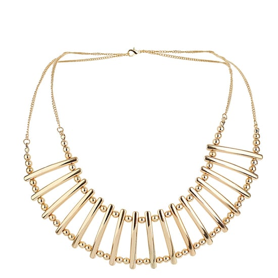 Necklace, approx $20, Miss Selfridge