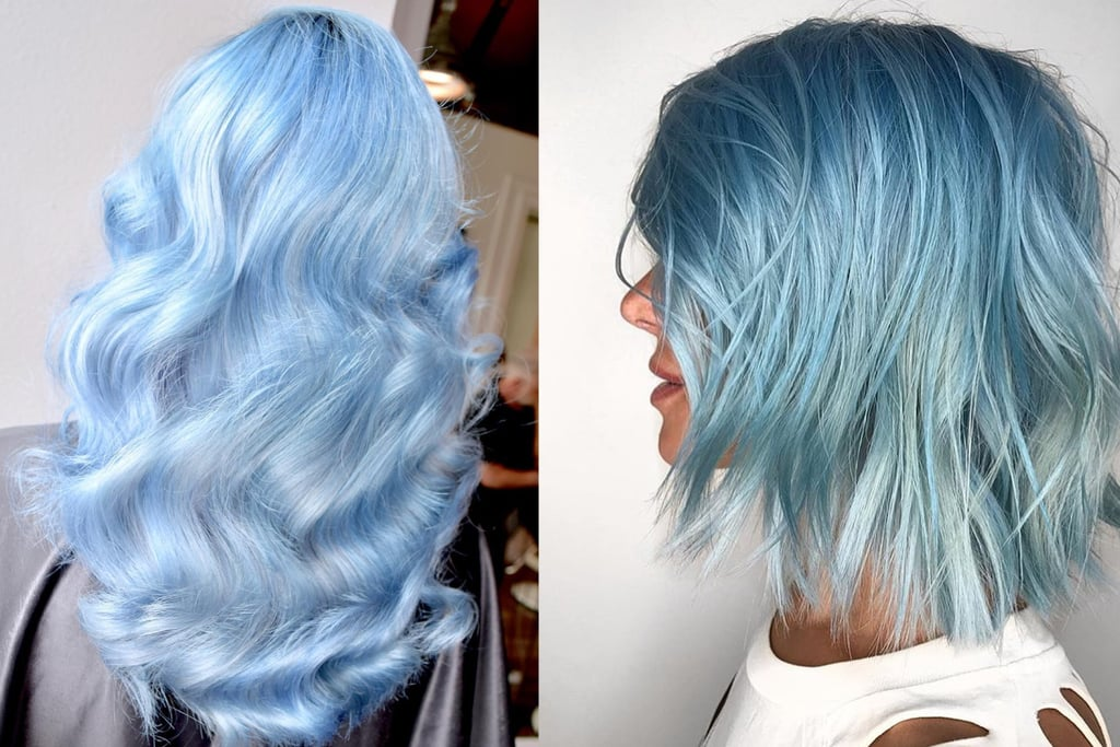 Arctic Hair Colour