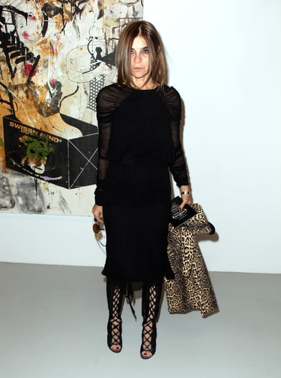 Carine Roitfeld Returning to Magazines with V