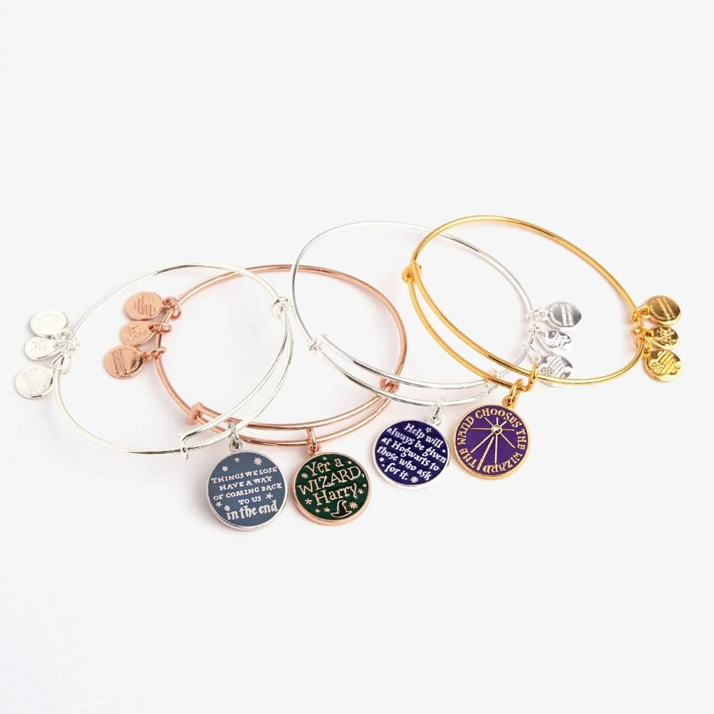 Harry Potter Collector's Charm Bangle Set of 4