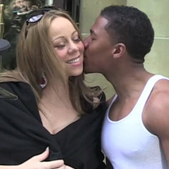 Mariah Carey and Nick Cannon With Babies in Paris Video