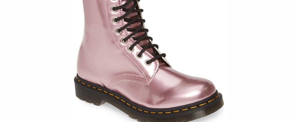 Dr. Martens Pink Boots