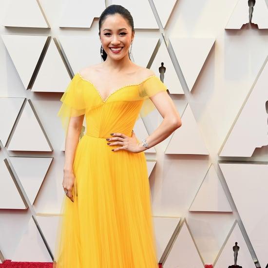 Constance Wu Oscars Manicure 2019