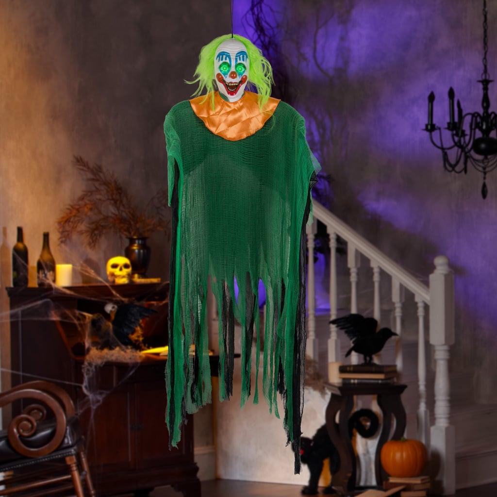 Multicolor Hanging Clown