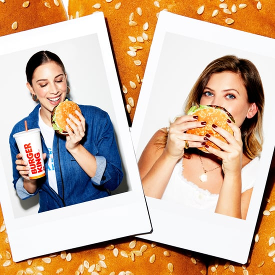 POPSUGAR Editors Try the Burger King Impossible Whopper