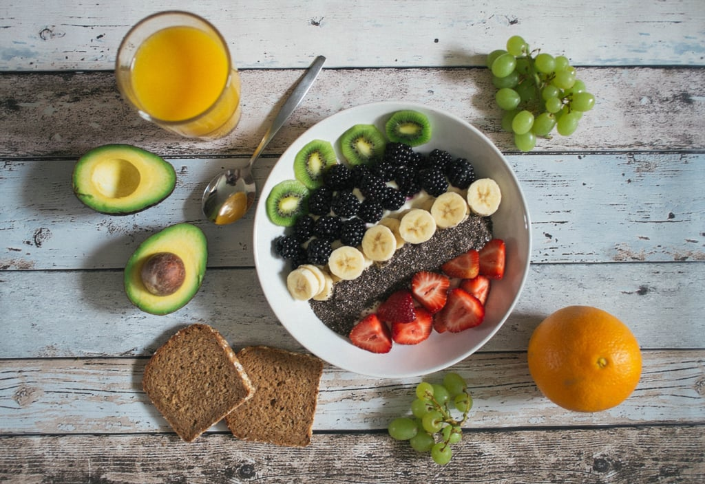 What You Should Eat to Lower Your Body Fat Percentage