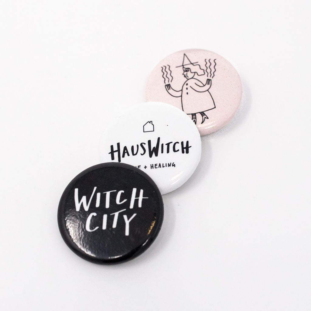 HausWitch Pins With Winnie the Witch!