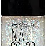 Crystal Glitter Nail Polish