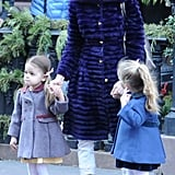 Sarah Jessica Parker's Holiday Fashion | Pictures