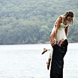 They Recreated the Famous Dirty Dancing Scene (Cute)